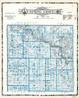 Spring Grove Township, Linn County 1907